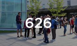 626 BA Tripos Law Students