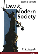 The Law and Modern Society
