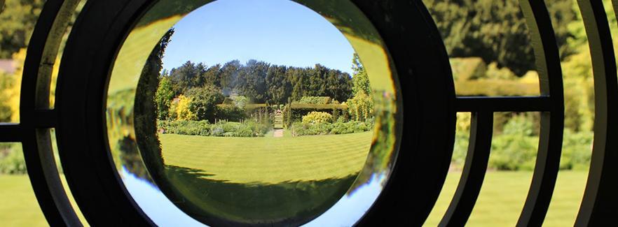 Clare fellows garden