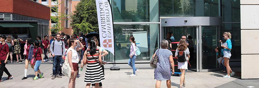 Law Faculty Open Day