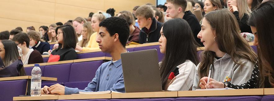 Students in Law at Cambridge
